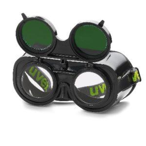 Очки газосварочные